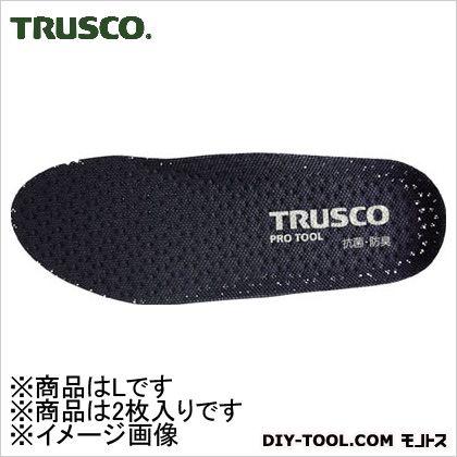 トラスコ(TRUSCO) 作業靴用中敷シートLサイズ TWNS-2L 2枚