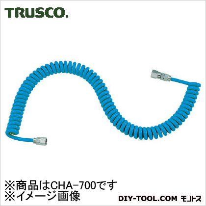 ウレタンコイルホース細巻ストレート型3.4m   CHA-700