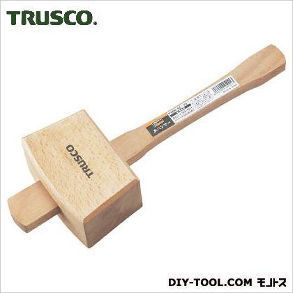 トラスコ(TRUSCO) 木ハンマー角頭60X72XL120 TWH-15