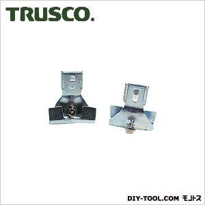 トラスコ(TRUSCO) ヘルメット取付型防災面専用取付金具(1S(袋)=2個入) 136 x 89 x 35 mm BM-TK 2個