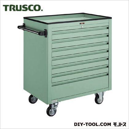 【送料無料】トラスコ(TRUSCO) BM2型キャビネットワゴン750X500XH880浅6深1 BM2-S6L1