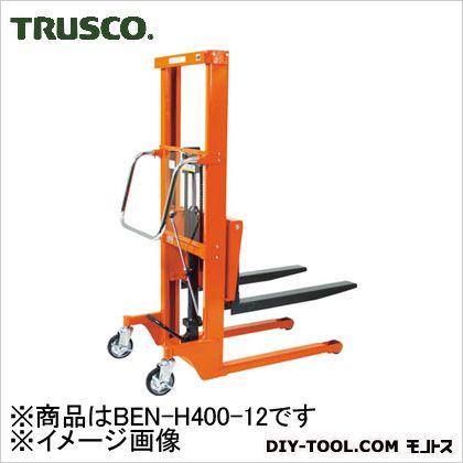 コゾウリフター400kgフォーク式H75-1200   BEN-H400-12