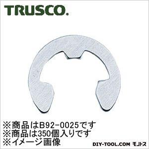 トラスコ(TRUSCO) EリングステンレスサイズE-2.5350個入 100 x 55 x 22 mm 350個