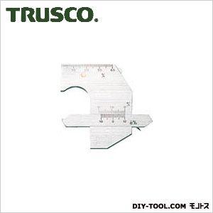 【送料無料】トラスコ(TRUSCO) 溶接ゲージ寸法測定精度±0.2 175 x 100 x 17 mm TWG2