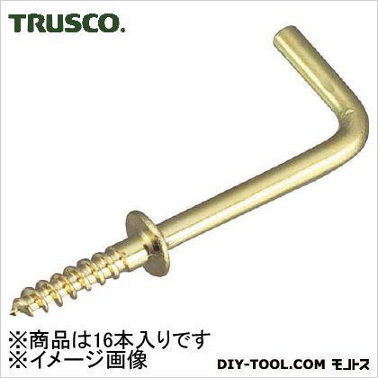 トラスコ(TRUSCO) 真鍮洋折釘28mm16本入 97 x 50 x 23 mm 16本