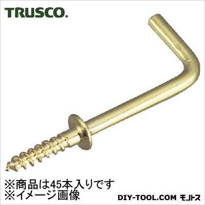 トラスコ(TRUSCO) 真鍮洋折釘16mm45本入 95 x 50 x 21 mm 45本