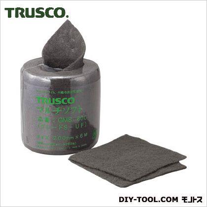 トラスコ(TRUSCO) マルチソフト#600相当200mmX6m 210 x 195 x 195 mm