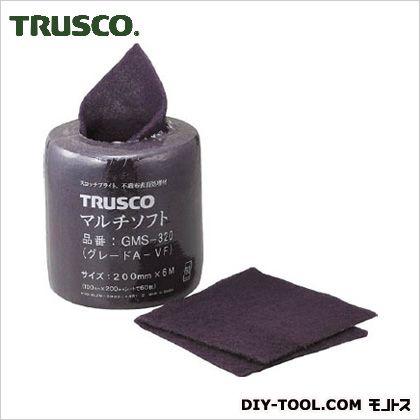 トラスコ(TRUSCO) マルチソフト#320相当200mmX6m 205 x 192 x 217 mm