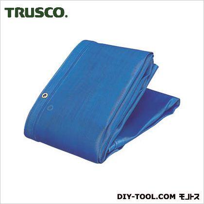 トラスコ(TRUSCO) ソフトメッシュシートα幅3.6mX長さ5.4m青 B 445 x 280 x 130 mm