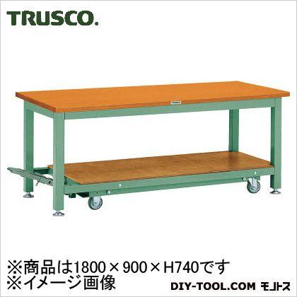 トラスコ(TRUSCO) TWC型作業台1800X900XH740 920 x 1820 x 740 mm