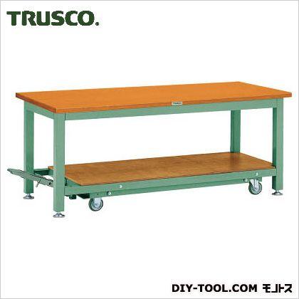 トラスコ(TRUSCO) TWC型作業台1800X750XH740 770 x 1820 x 740 mm