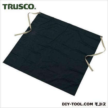 トラスコ(TRUSCO) 抗菌ビニロン前掛腰下ネイビー TVL-WK-B
