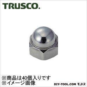 TRUSCO 袋ナットステンレスサイズM3X0.540個入 140.0060.0028.00MM