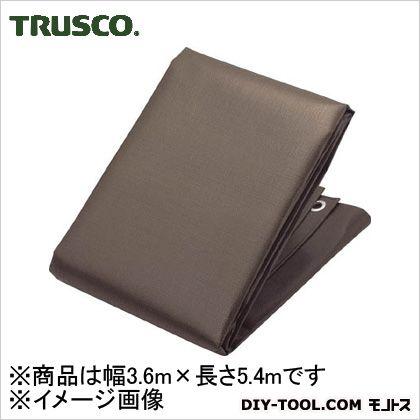 エコ超厚手UVシ-ト#5000ODグリーン幅3.6mX長さ5.   TUV5000-3654