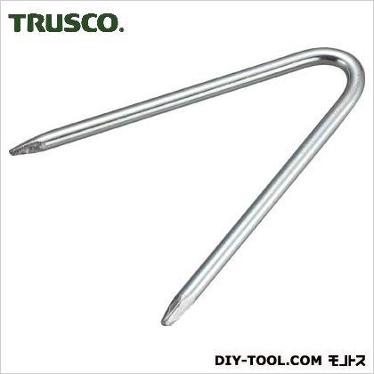 トラスコ(TRUSCO) ユニクロ打ち込み棒U型8×200mm 210 x 118 x 8 mm