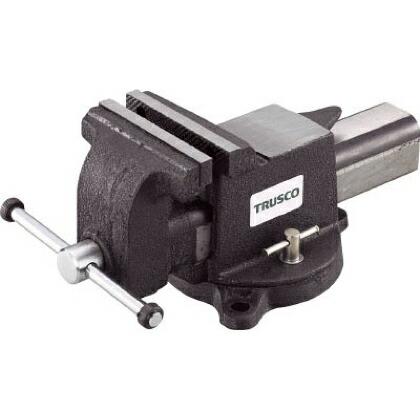 【送料無料】トラスコ(TRUSCO) 回転台付アンビルバイス150mm 435 x 195 x 195 mm VRS150N