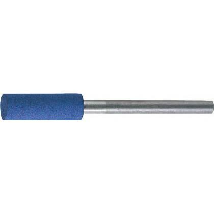 トラスコ(TRUSCO) 高耐久ゴム軸付砥石Φ6X幅17X軸3#40010本入 VI4006VF 10本