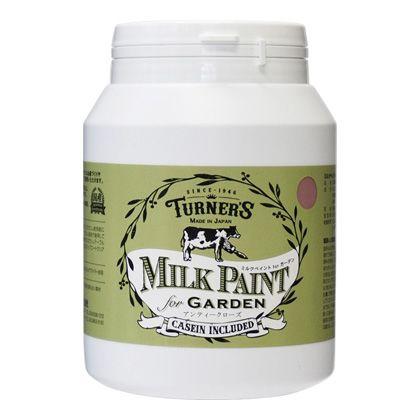 【新商品】 ミルクペイントforガーデン アンティークローズ 450ml MKG45337