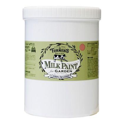【新商品】 ミルクペイントforガーデン アンティークローズ 1.2L MKG12337