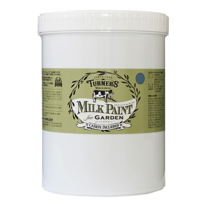 【新商品】 ミルクペイントforガーデン ジーンズブルー 1.2L MKG12348