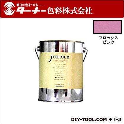 室内/壁紙塗料(水性塗料)Jカラー フロックスピンク 2L JC20BD2A