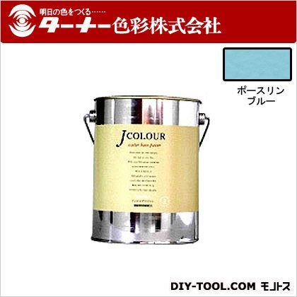 室内/壁紙塗料(水性塗料)Jカラー ポースリンブルー 2L JC20BD1D