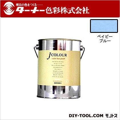 室内/壁紙塗料(水性塗料)Jカラー ベイビーブルー 2L JC20BL2D