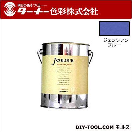 室内/壁紙塗料(水性塗料)Jカラー ジェンシアンブルー 2L JC20VI4B