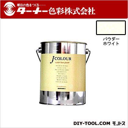 室内/壁紙塗料(水性塗料)Jカラー パウダーホワイト 2L JC20WH6D