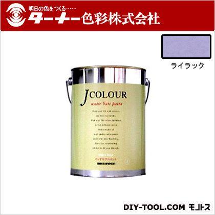 室内/壁紙塗料(水性塗料)Jカラー ライラック 4L JC40BD5D