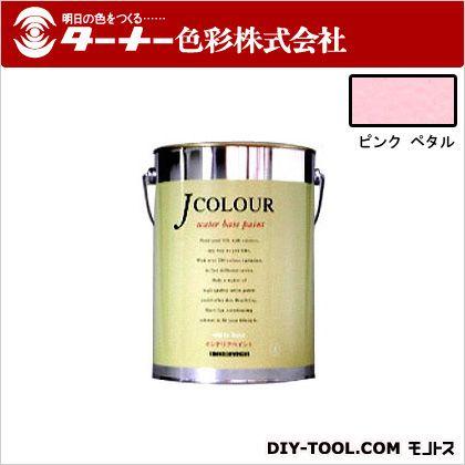 室内/壁紙塗料(水性塗料)Jカラー ピンクペタル 4L JC40BL3A