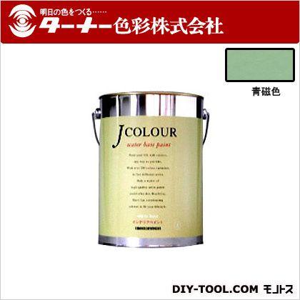 室内/壁紙塗料(水性塗料)Jカラー 青磁色(せいじいろ) 4L JC40JB2C