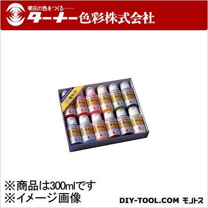 工作くん(工作用えのぐ) 12色セット 300ml KC30012C