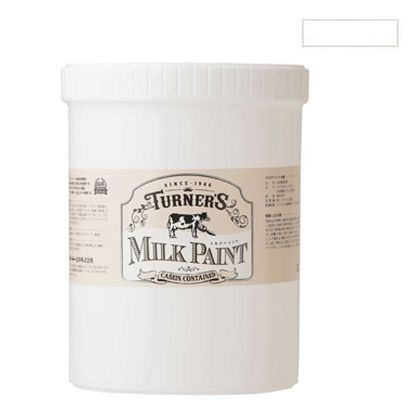ミルクペイント スノーホワイト 1.2L MK120001