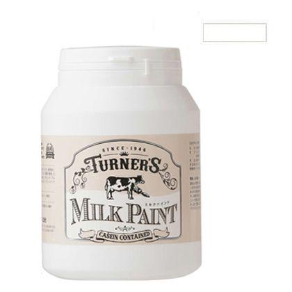 ミルクペイント スノーホワイト 450ml MK450001