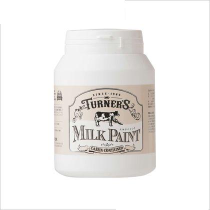 ターナー色彩 ミルクペイント トリトンブルー 450ml MK450055