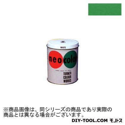 ネオカラー短期屋外用絵具 緑 3L NC00325