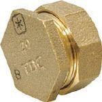 TBC PE継手パイプエンド1種20mm 20P PE-1-L
