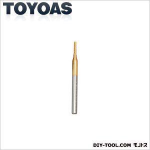 東洋アソシエイツ 超硬ロータリーバー 軸径3mm 21115