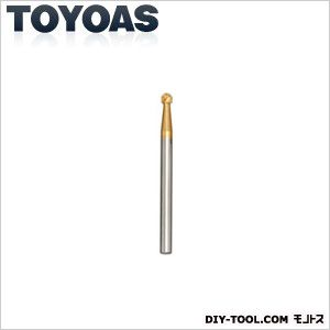 東洋アソシエイツ 超硬ロータリーバー 軸径3mm 21330