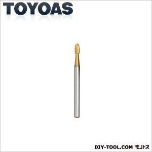 東洋アソシエイツ 超硬ロータリーバー 軸径3mm 21430