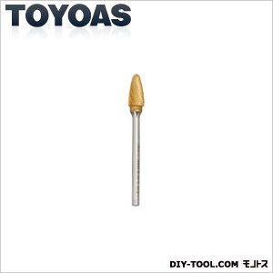 東洋アソシエイツ 超硬ロータリーバー 軸径3mm 21510