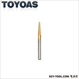 東洋アソシエイツ 超硬ロータリーバー 軸径3mm 21830
