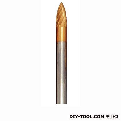 東洋アソシエイツ 超硬ロータリーバー 3.0×6.8mm F30254