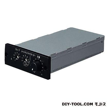 800MHz帯 ワイヤレスチューナーユニットダイバシティ (CGAシリーズ用)  幅84mm高さ30mm奥行148mm DU-8200 1 台