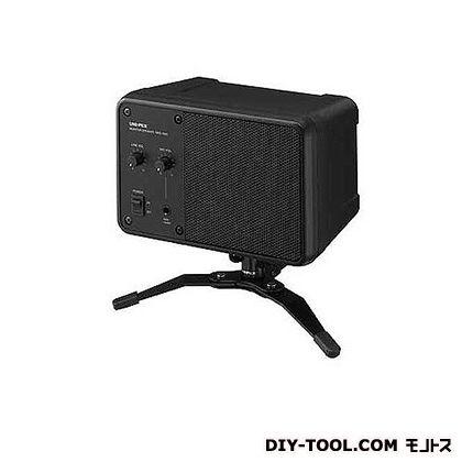 アンプ内蔵モニタースピーカー  10W  外形寸法:幅234mm(脚を除く)高さ245mm奥行264mm MAS-102A 1 台