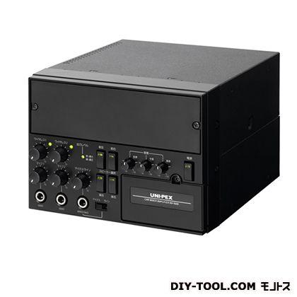 【送料無料】ユニペックス ミキサーアンプ 外形寸法:幅178mm高さ130mm奥行224mm NX-9500 1台