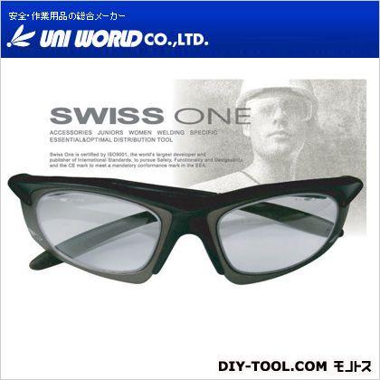SWISSONEメテオ クリア/ブラック  SO-021