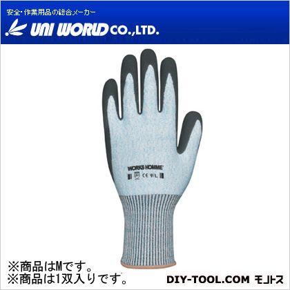 安全手袋 スカイブルー M 5500-M