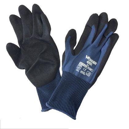 ワンダーグリップフレックス13G手袋  L WG-500